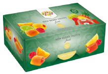 Meltis New Berry Fruits - Jewels 300g